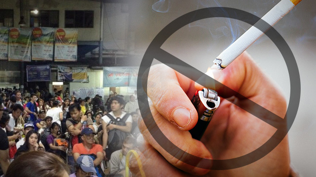 Duterte On Smoking Ban  No Room For Smokers In Buildings