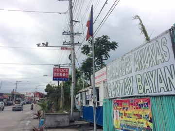 Koreans and crime in Angeles City
