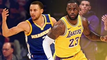 Nba Christmas.Warriors Lakers Contest Banners Nba Christmas Day Games