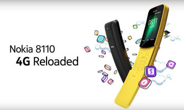 The Nokia 8110 4G: Here's what you need to know