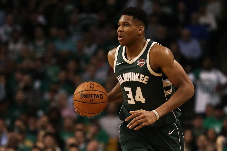'Greek Freak' Giannis praised as 'MVP candidate' by Celtics coach Stevens