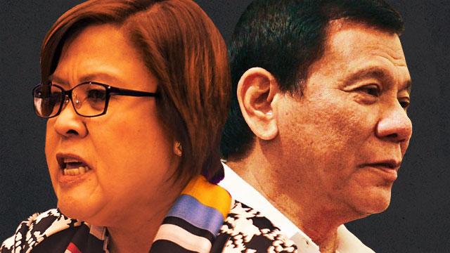 senator Leila De Lima news and updates | Rappler