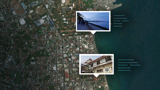 Flood-prone Dumaguete braces for storms with a map