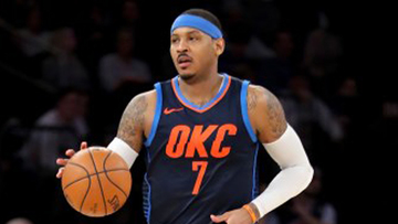 online store ae163 6b130 Carmelo Anthony to sign with Houston Rockets