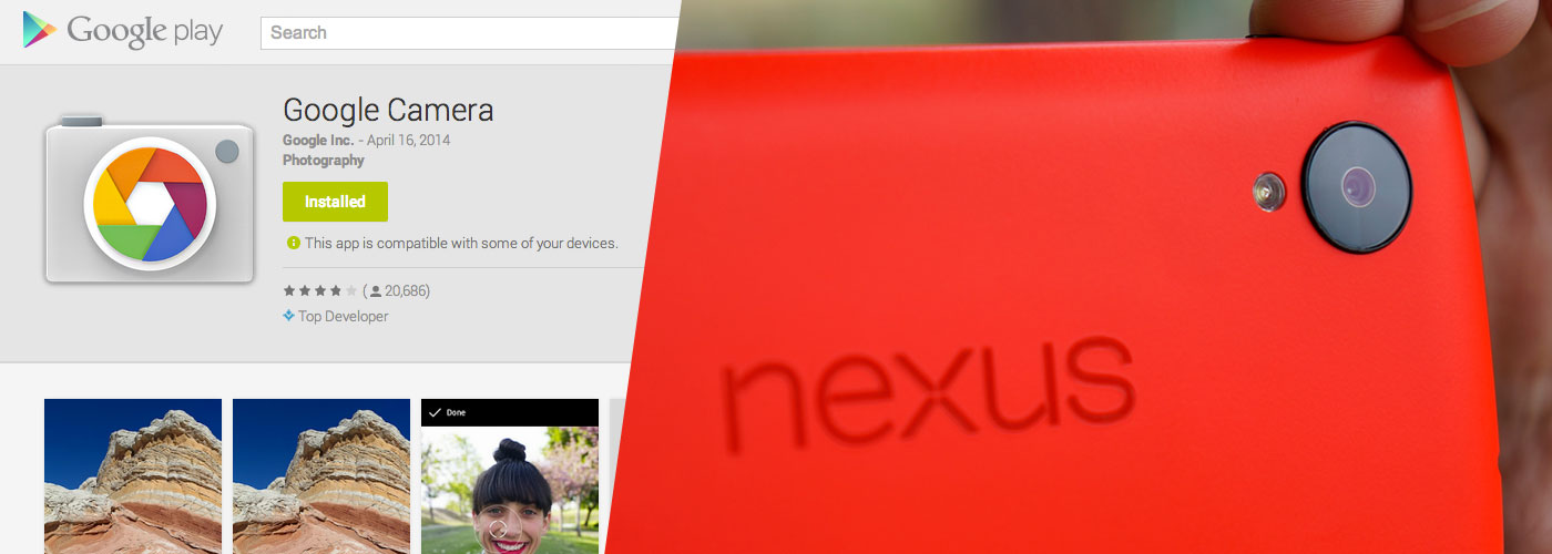 A closer look at Lens Blur on the new Google Camera app