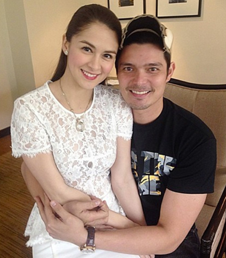 Marian Rivera and Dingdong Dantes engaged