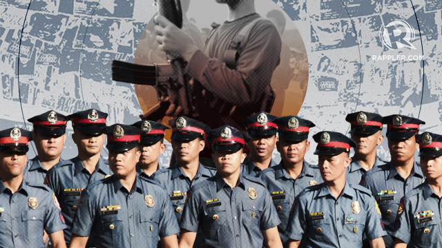 PROBE OVER FLIERS. The Philippine National Police will investigate politicians whose campaign materials will be seen in rebel-controlled areas.