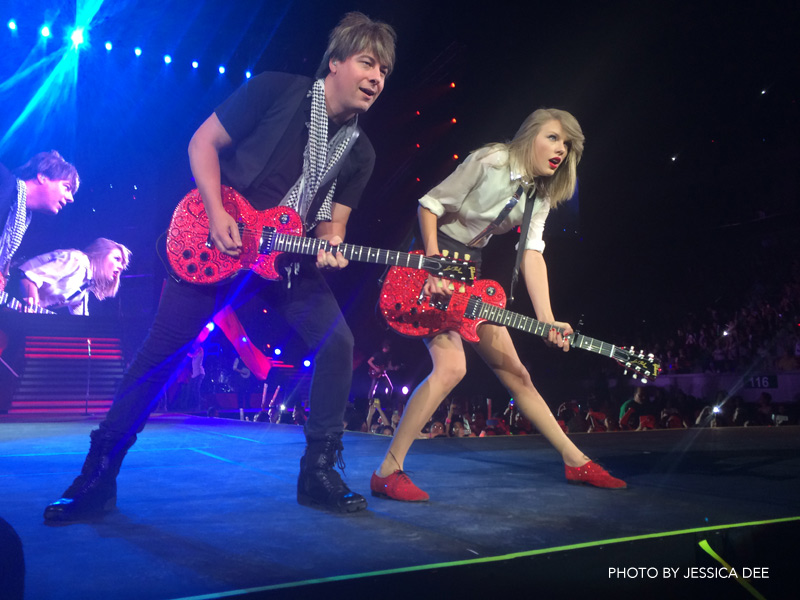 Red Tour Taylor Swift Philippines