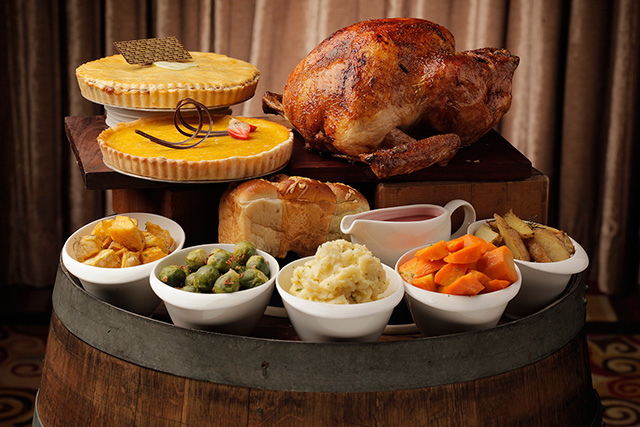Christmas 2014 10 Hotel Buffets Special Holiday Meals