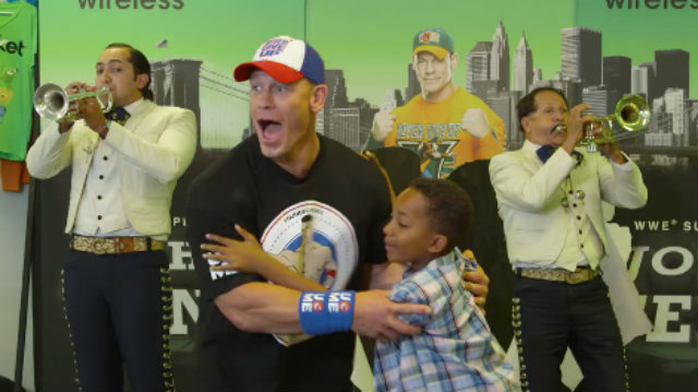 john cena 20160630 watch john cena pranks fans with real life 'unexpected cena' meme