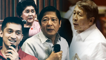 Peace deal gone wrong revives Marcos-Fariñas clash in Ilocos