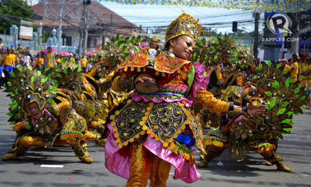 sinulog festival history