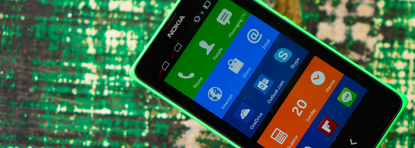 Android Nokia X: A Windows Phone in disguise