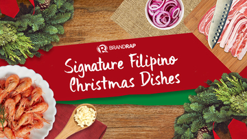 Food giveaways for christmas philippines food