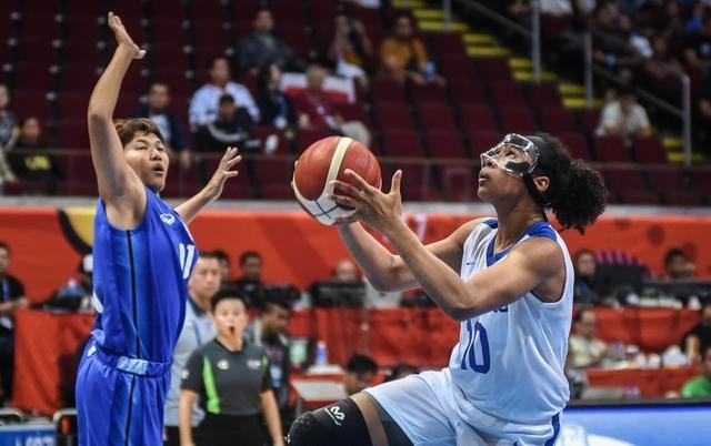 STAR TALENT. Philippine women's basketball star Jack Animam is set to play in Taiwan's University Basketball Association. Photo by Jerrick Reymarc/Rappler