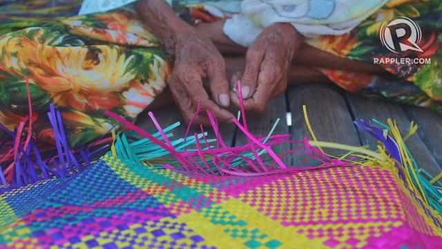 Mat Weavers Of Tawi Tawi Face The Waves Of Change