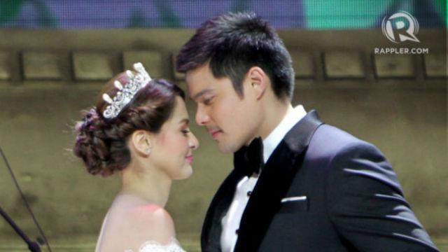 dingdong dantes defends extravagant �royal wedding�