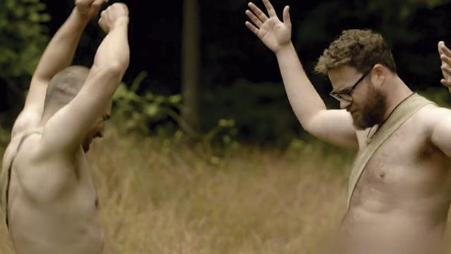 Seth rogen and james franco get naked and afraid videos