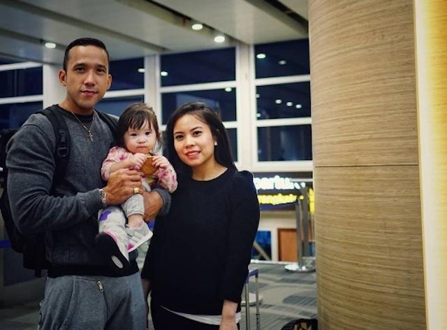 Maruli Tampubolon Menanti Anak Kedua