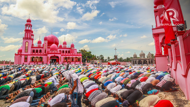 manila muslim The blue mosque, masjid al-dahab, and the greenhills mosque are just a few prayer facilities in manila click here for a muslim-friendly city guide to manila.