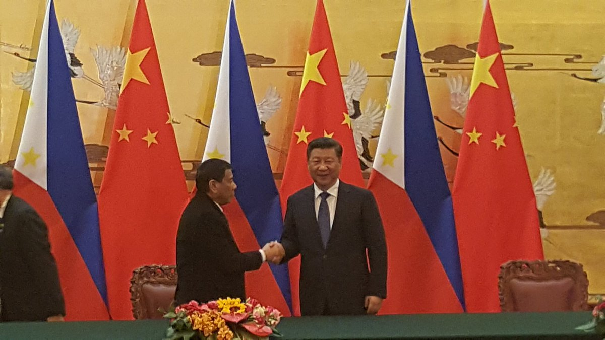 Duterte's 'hugot' for his evolving foreign policy