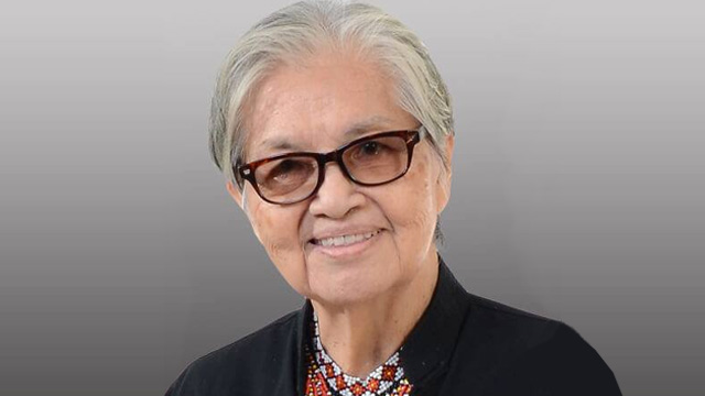 Ex-Quezon City vice mayor Charito Planas dies