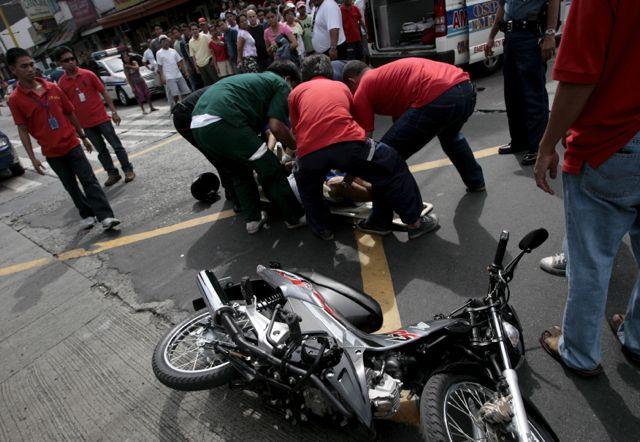 Fatal Car Accident Manila