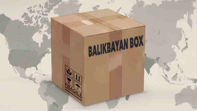 Image result for balikbayan boxes