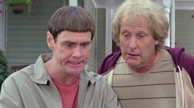 Screwball sequel 'Dumb and Dumber To' tops box-office
