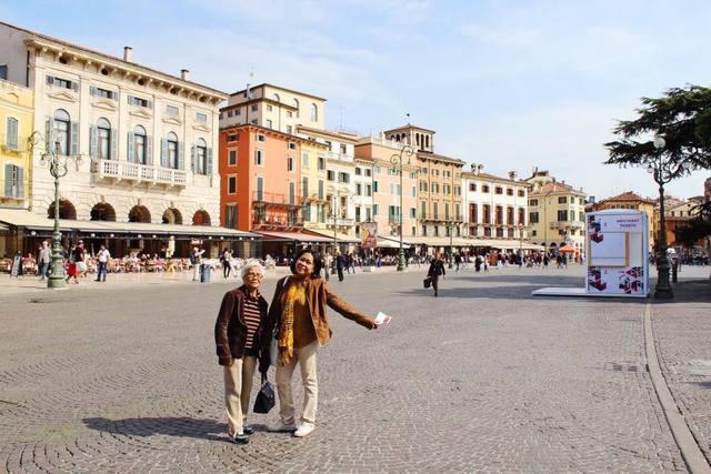Perjalanan di Verona, Italia. Foto oleh Don Kevin Hapal.