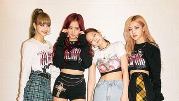fd303d6e9 The South Korean girl group returns to Manila. Photo from BLACKPINK's  Instagram account