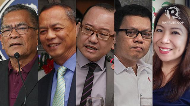 Cabinet Members Fired By Duterte - thesecretconsul.com