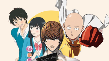 Beginner's guide: 10 anime series to get you started