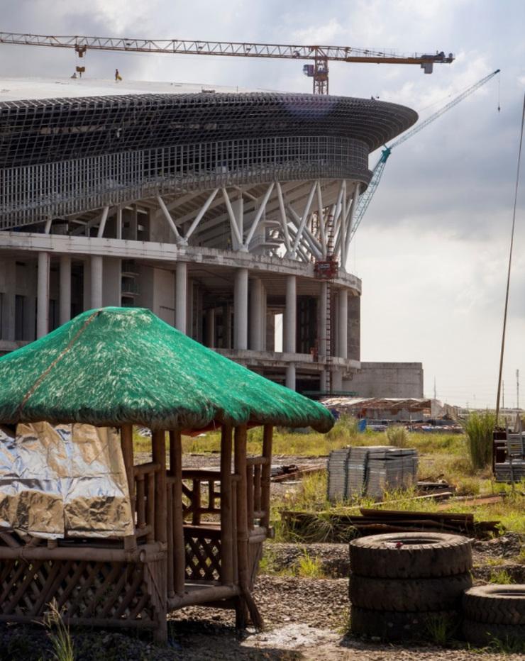 Nipa House Design: FAST FACTS: Iglesia Ni Cristo's Philippine Arena