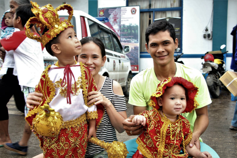 A Sinulog story of love and devotion