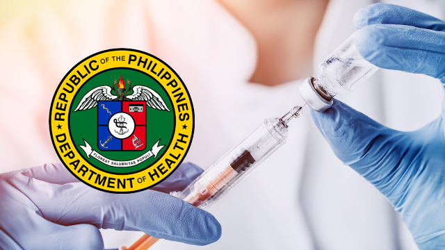 Recto urges DOH to boost immunization drive, 'triage' its budget