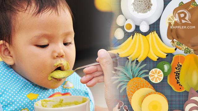 Baby diarrhea diet
