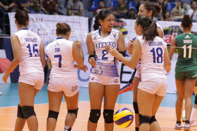 One small step for man, one giant leap... - Ateneo ...