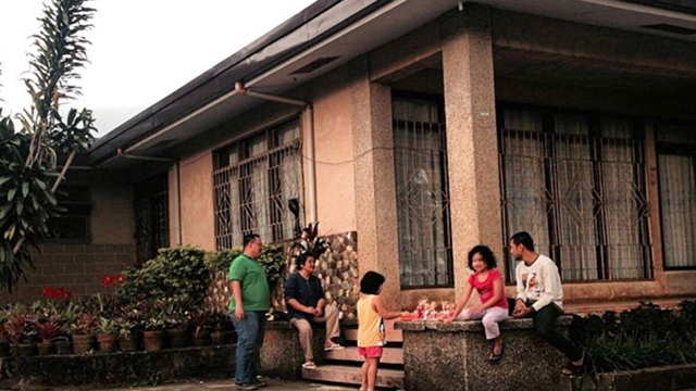 BEFORE CLASHES. The ancestral home of the Alontos in Marawi City was built in the 50s. Photo courtesy of Zia Alonto Adiong