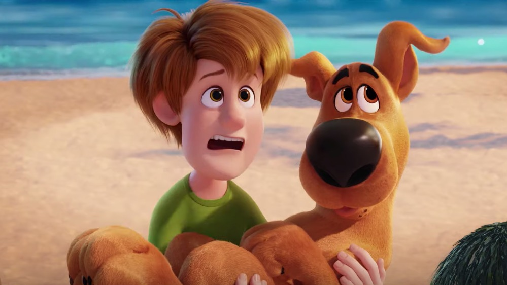 WATCH: Scooby-Doo and the Mystery Gang meet for the first time in new 'Scoob!' trailer