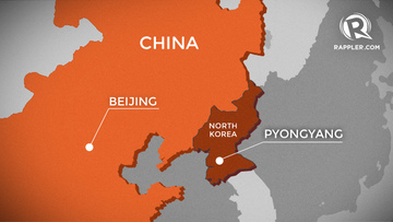 China border residents evacuated after North Korea test on afghanistan china map, democratic people's republic of korea map, north china plateau map, sea port china map, macau china map, pyongyang east asia map, japan china map, northern mongolia on a map, p'yongyang on map, buyeo korea map, vietnam china map, history china map, chinese in china map, canada china map, france nuclear test site map, taiwan china map, italy china map, russia china map, vladivostok and moscow russia map, tumen river china map,