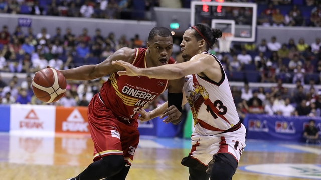 Ginebra escapes in OT to frustrate San Miguel