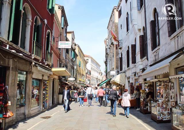 Menjelajah 4 Kota Di Italia Dengan Biaya Kurang Dari Rp 20 Juta