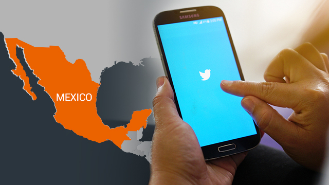 Twitter to publish offical info linked to Mexico vote