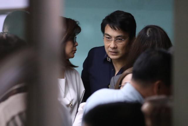 VERDICT. Former senator Bong Revilla awaits the Sandiganbayan's verdict in his plunder case on December 7, 2018. Photo by Darren Langit/Rappler