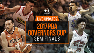 HIGHLIGHTS: Ginebra vs TNT, Star vs Meralco – PBA 2017 Governors Cup