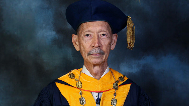 National scientist Edgardo Gomez, champion of coral reef conservation, dies
