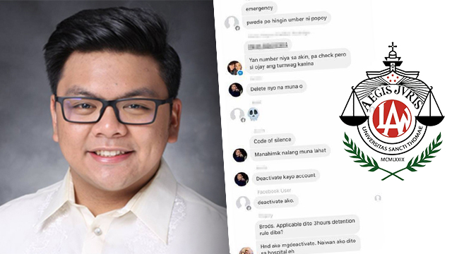 Does Facebook Messenger chat give leads on Castillo's hazing death?