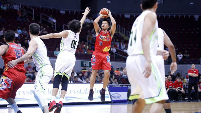 James Yap overcomes scoring slump, says there is no relaxing as he nears 36