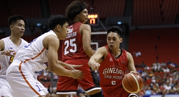 070b21d70 Scottie Thompson and the Barangay Ginebra jumpstart their season on a  winning note